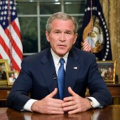 Prez Bush 43 Racist? ((shut your mouth!))